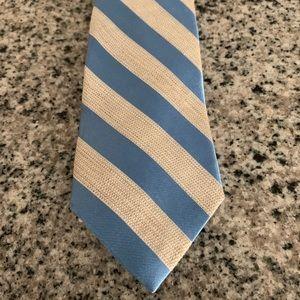Ike Behar Striped Tie